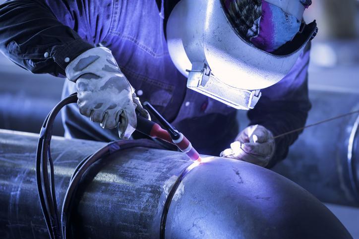 جوشکاری Gas Tungsten-Arc